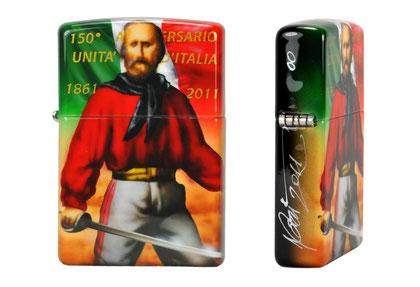 150° Anniversario dell' Unità D'Italia - n° 00 (Prova d'autore)