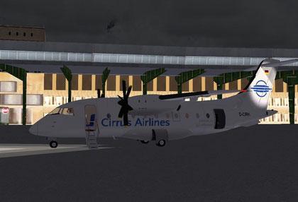 Cirrus Airlines NC