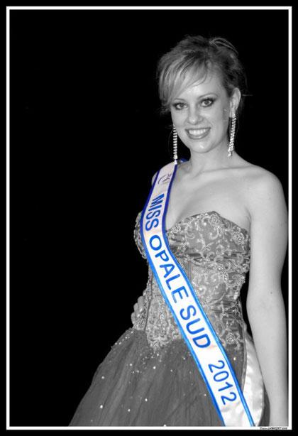 Constance Dehaynin - Miss Opale Sud 2012