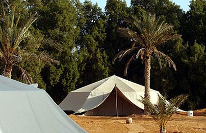 Camp Yadis Ksar Ghilane