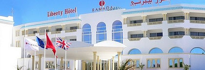 Hôtel Ramada Liberty