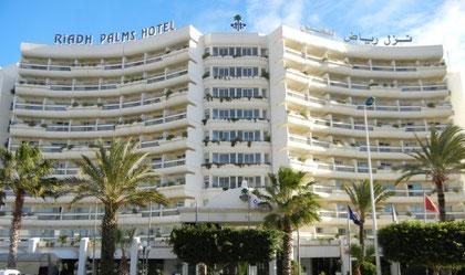 Hôtel Riadh Palms