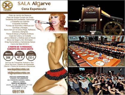 Las mejores fiestas de solteros en Córdoba
