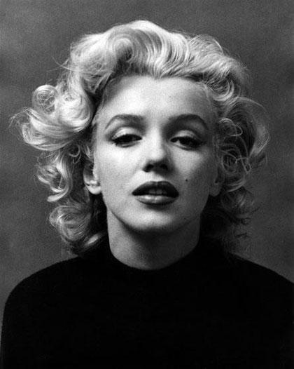 Marilyn Monroe, fot. Ben Ross, diciembre 1953