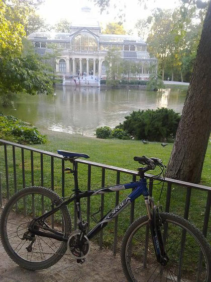 Cómo llegar a un cuento en bicicleta