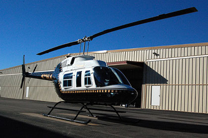 Zephyr Helicopter's BH206 L3