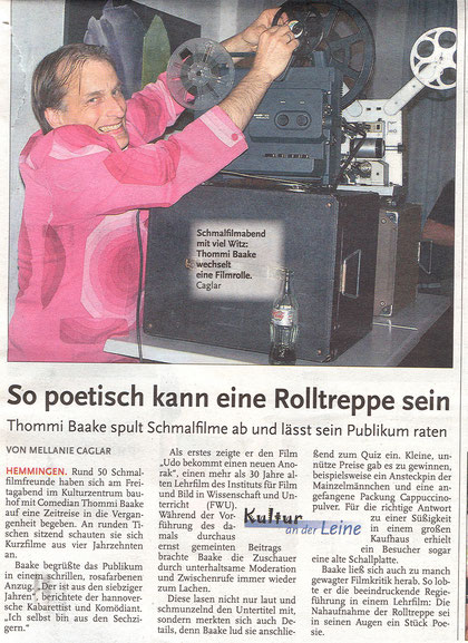 Hannoversche Allgemeine Zeitung 9/08