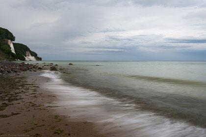 Kieler Bucht nach einem heftigem Gewitter.