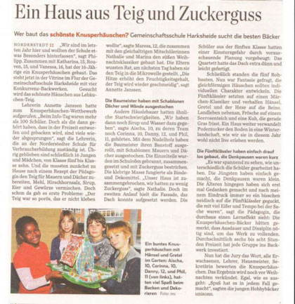 Hamburger Abendblatt 21.12.11