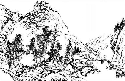 Emmanuel Tronquois. Poésies chinoises antiques
