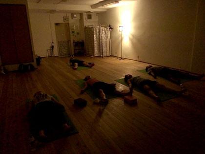 rock'n'yoga