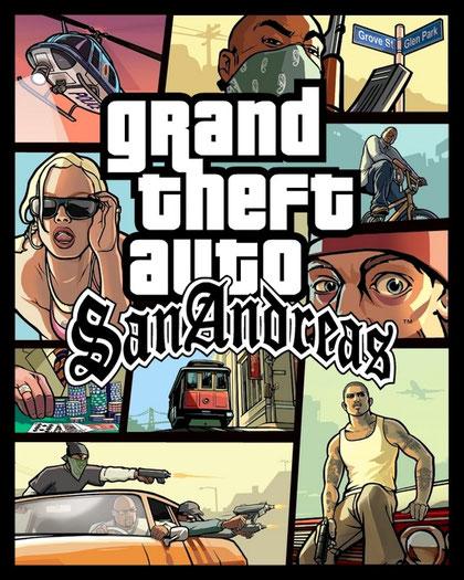 GTA San Andreas - Modding in Process