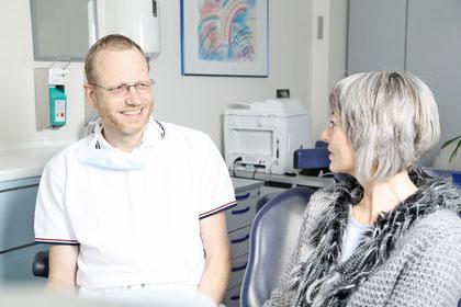 Herzlich willkommen in der Zahnarztpraxis Matthias Franke in Kassel
