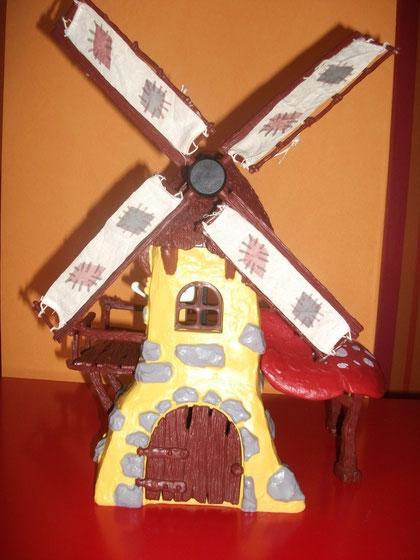 Moulin des Schtroumpfs année 1993