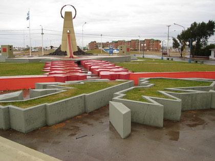 Rio Gallegos-Santa Cruz