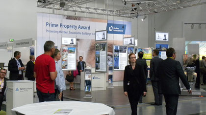 Union Investment stellte ihre Prime Property Awards 2010 vor | © greenIMMO
