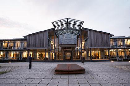 Zertifiziertes Hauptgebäude, Bildnachweis: KGAL GmbH & Co. KG