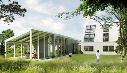 Das VELUX LichtAktiv Haus lädt Interessierte bis August 2011 ein, das zukunftsweisende Modernisierungsprojekt zu besichtigen | Foto: VELUX Deutschland GmbH