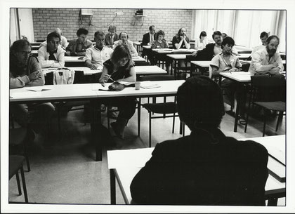 The First International Conference on Social Justice in Human Relations, Leiden, 1986