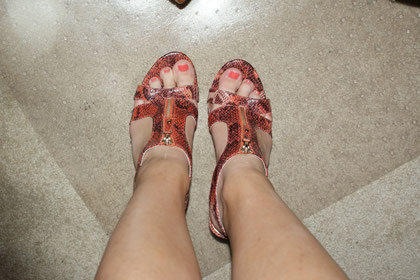 Neue Schuhe! :-)