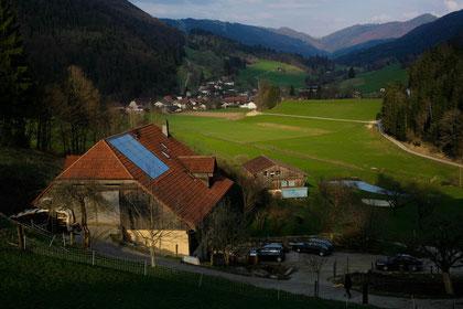 """Die Schweizer Kooperative """"Le Montois"""", Jura"""
