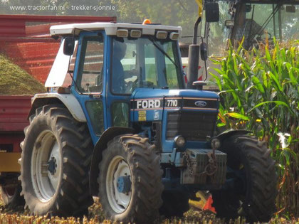 Ford 7710 ||