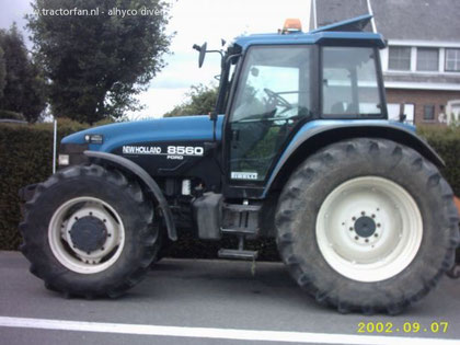 Ford 8569 (NH)