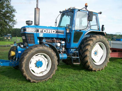 Ford 8210 ||