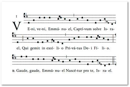 Blog Scola Metensis-Veni Emmanuel