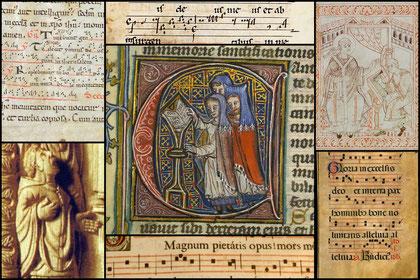 Scola Metensis-concert Le Chant grégorien dans l'Histoire