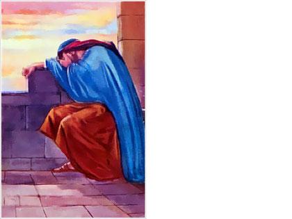 Josías llora por el olvido y desconocimiento de su pueblo