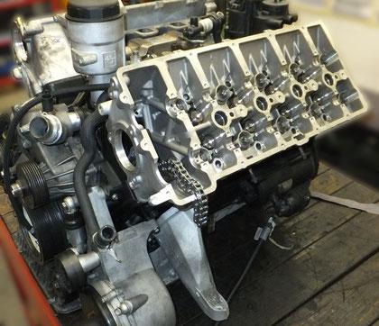 BMW M67 Motor