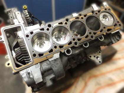 VW AXD Motor