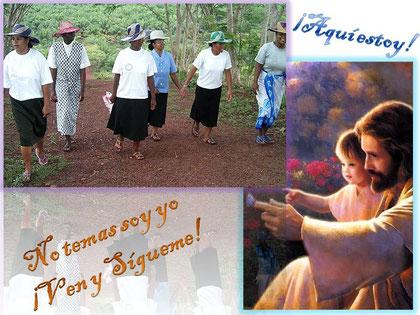 Aspirantes Madagascar hermanas Dominicas de Nazareth 2012