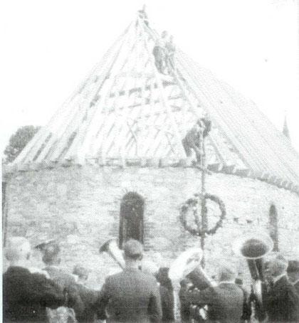 Richtfest 1946