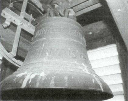 Die Glocke der Kapelle