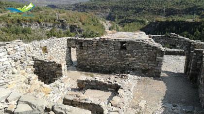 iglesia de Santa María de Baldós