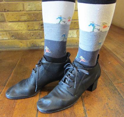 靴¥37800(size24cm ブラック)ebagos