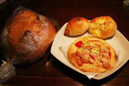 エルペテルのパン 繊細で粉の味もおいしかった
