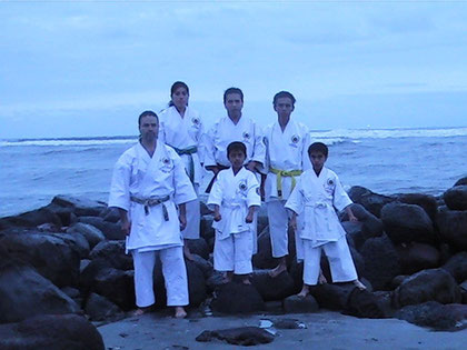 Japan Karate Soto Renmei (cd. de Mexico) Veracruz 2009