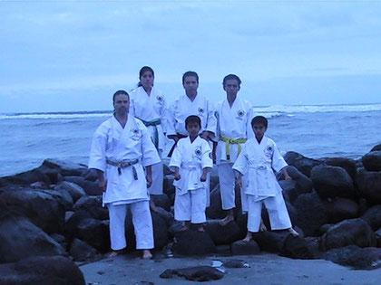 Japan Karate Soto Renmei (cd. de Mexico) Veracruz 2009