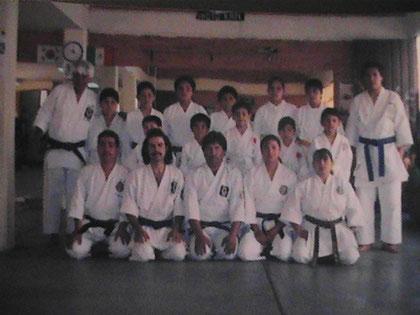 PROFESORES. RAFAEL LUNA, MIGUEL A, RUBEN LUNA, RAUL CARRERA, SONIA M, E IRMA JUAREZ