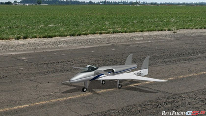 Rutan ARES-151