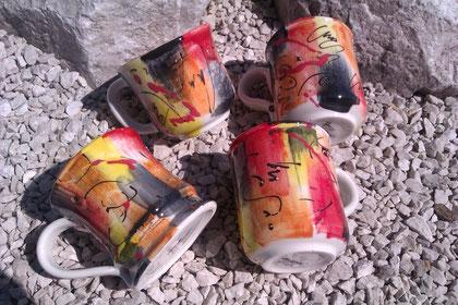NEU!!!! Keramiktassen ab 17,- erhältlich