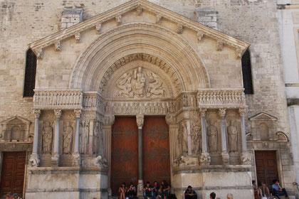 Bild: Saint-Trophime in Arles