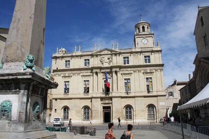 Bild: Hôtel de Ville Arles