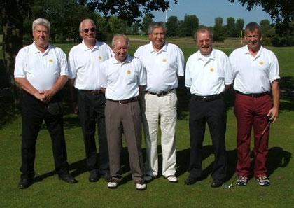1 Mannschaft Senioren GC Tietlingen