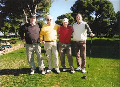 Golf in Belek 2011