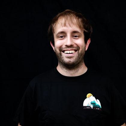 Profilbild, Porträt von Lukas Stühn Äbääg Theater, 2018
