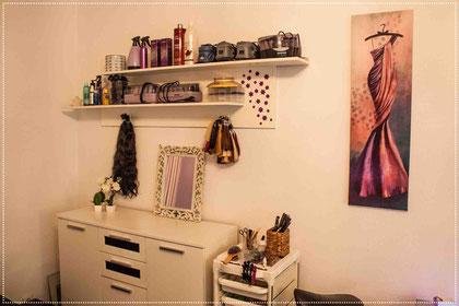 Studio Julia Kyi Haarverlängerung - Haarverdichtung